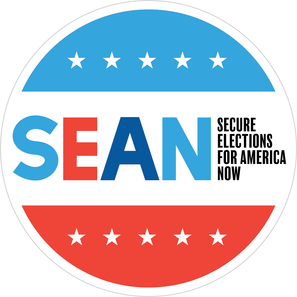 Secure Elections for America Now Logo